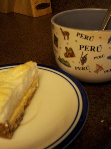 Pie de Limon Peruano
