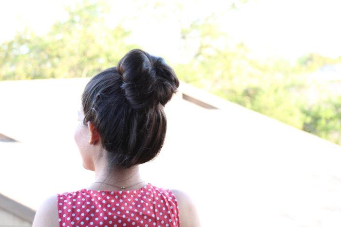Moño, hair bun