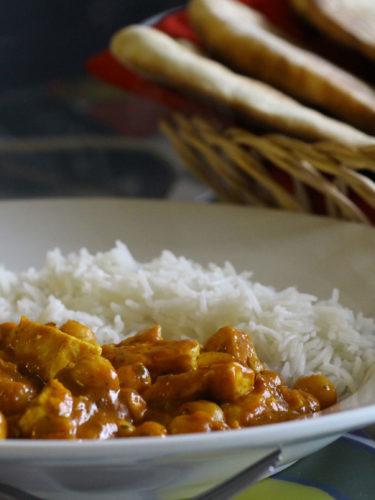 Tofu Tikkamasa