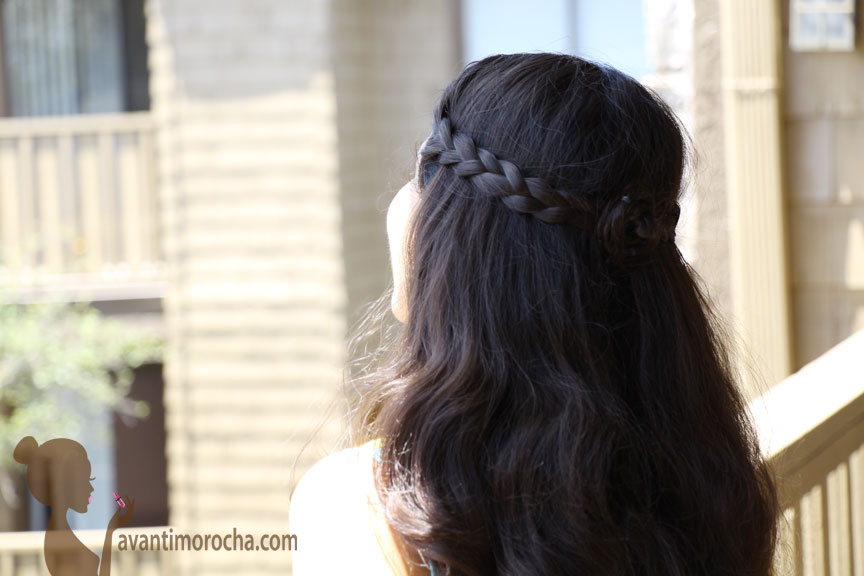 Rossete braid