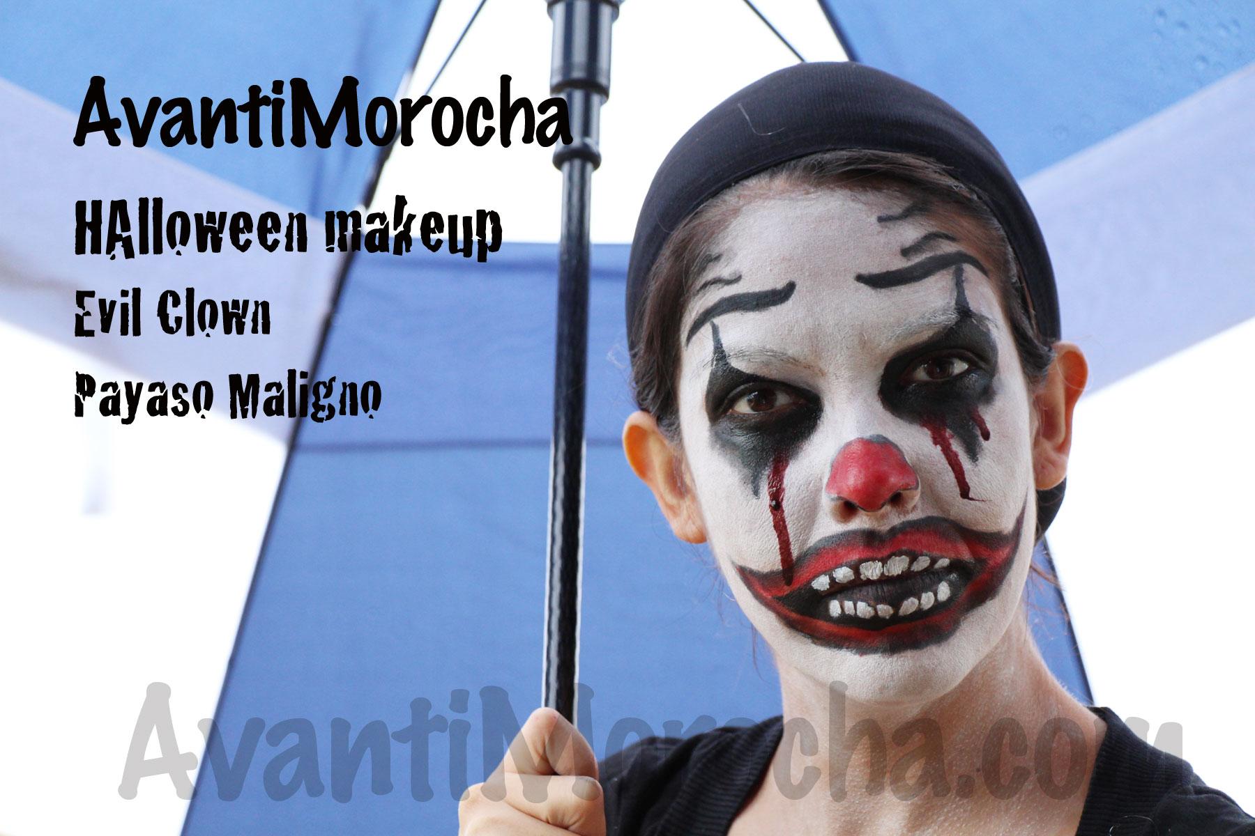 Evil Clown - Payaso Maligno