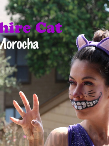 Halloween Makeup Cheshire Cat
