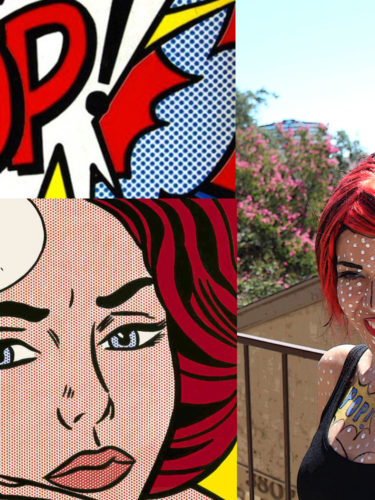 Pop Art / Comic Book / Arte Pop