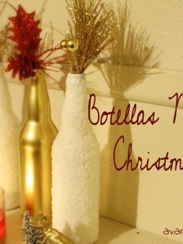 Christmas Bottles – Botellas Navideñas
