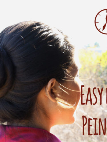 Peinado de 5min Hairstyle in less than 5min