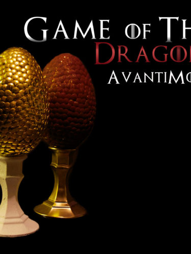 DIY Game of Thrones _ Dragon's Eggs