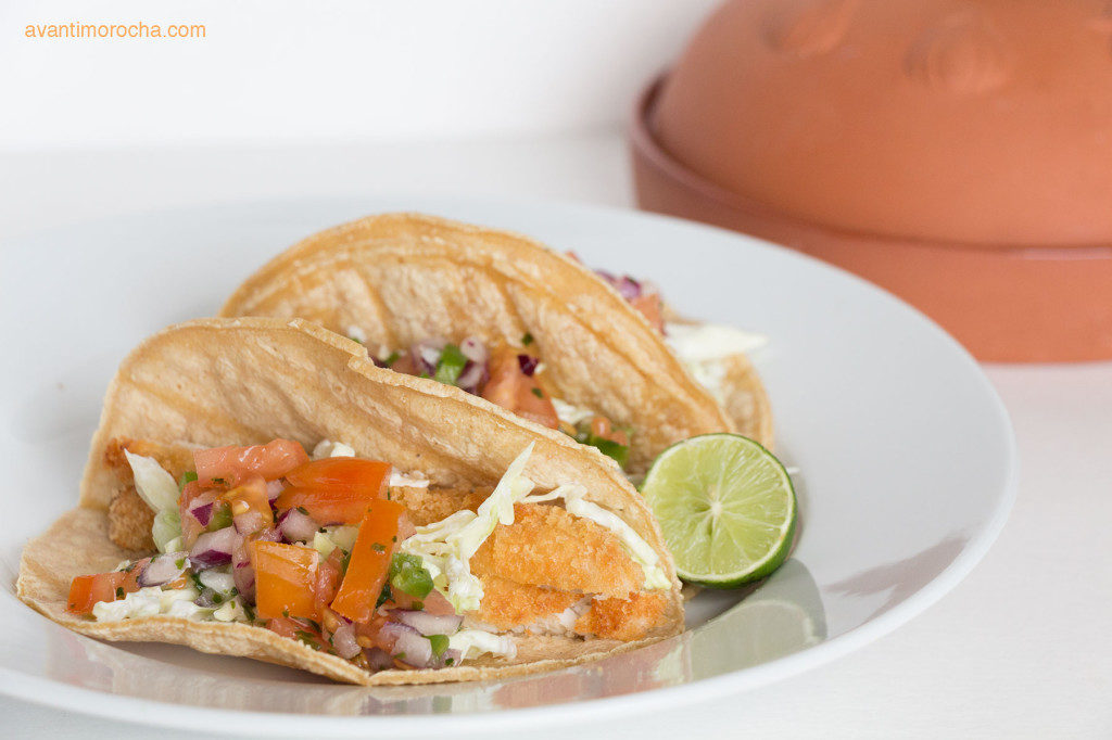 Trader joe 39 s easiest fish tacos avanti morocha for Trader joes fish