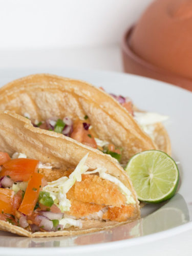 Trader Joe's Easiest Fish Tacos
