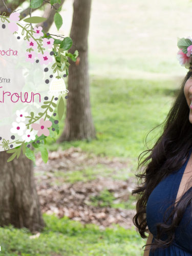 DIY Flower Crown – Corona de Flores