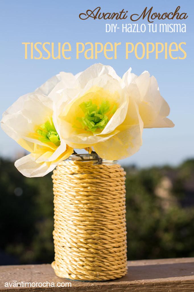 tissue poppie