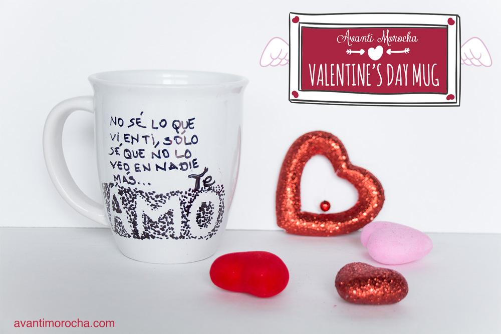 Sharpie Mug Valentines