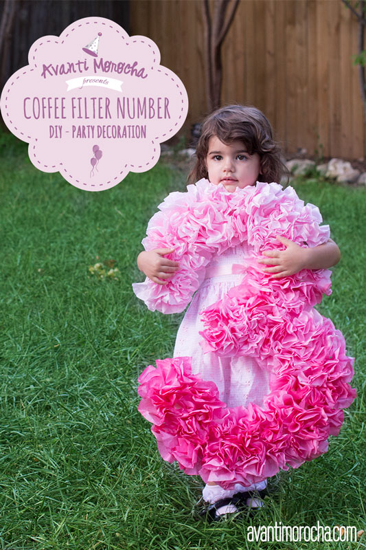 coffee filter number