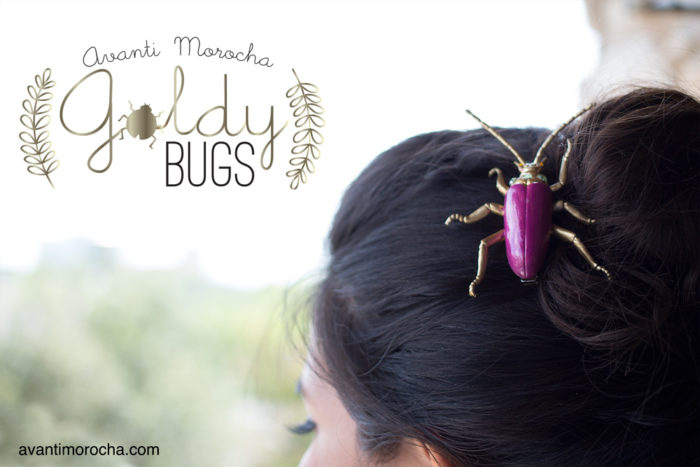 DIY Goldy Bugs