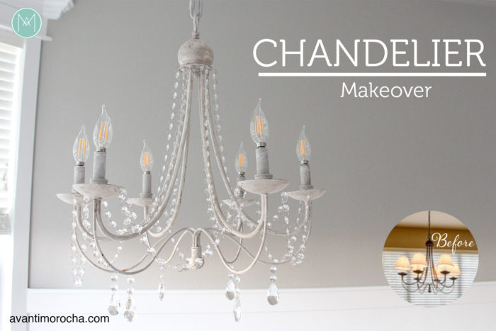 chandeliermakeover