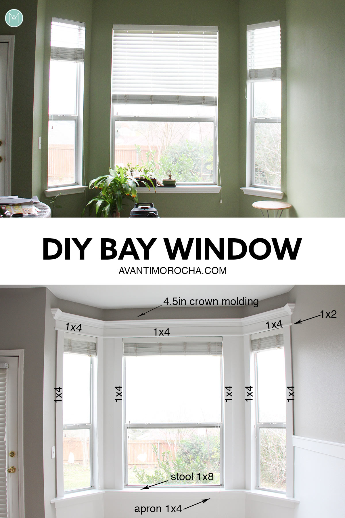 DIY Bay window