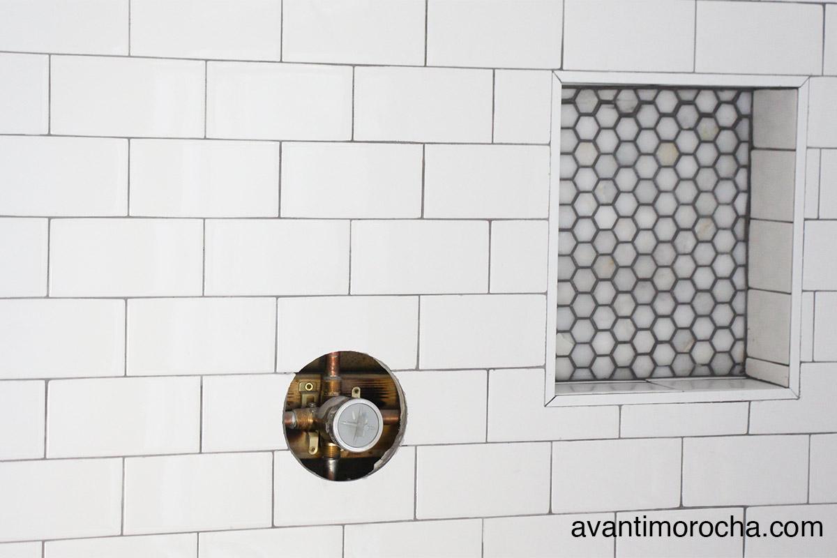 Bathroom Remodel Phase II