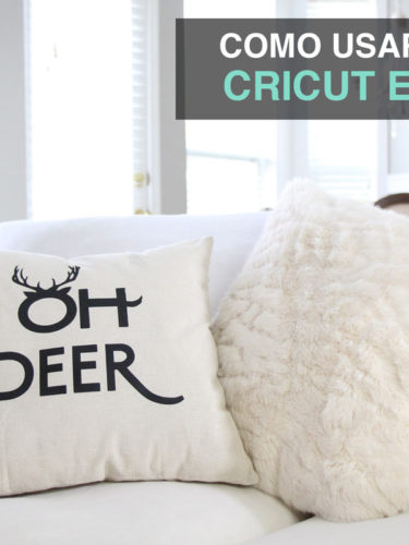 Como usar Iron-on Cricut Explore | How to