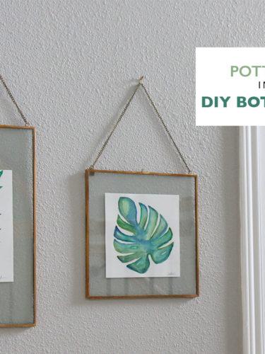 DIY Botanic Art | Arte Botanico