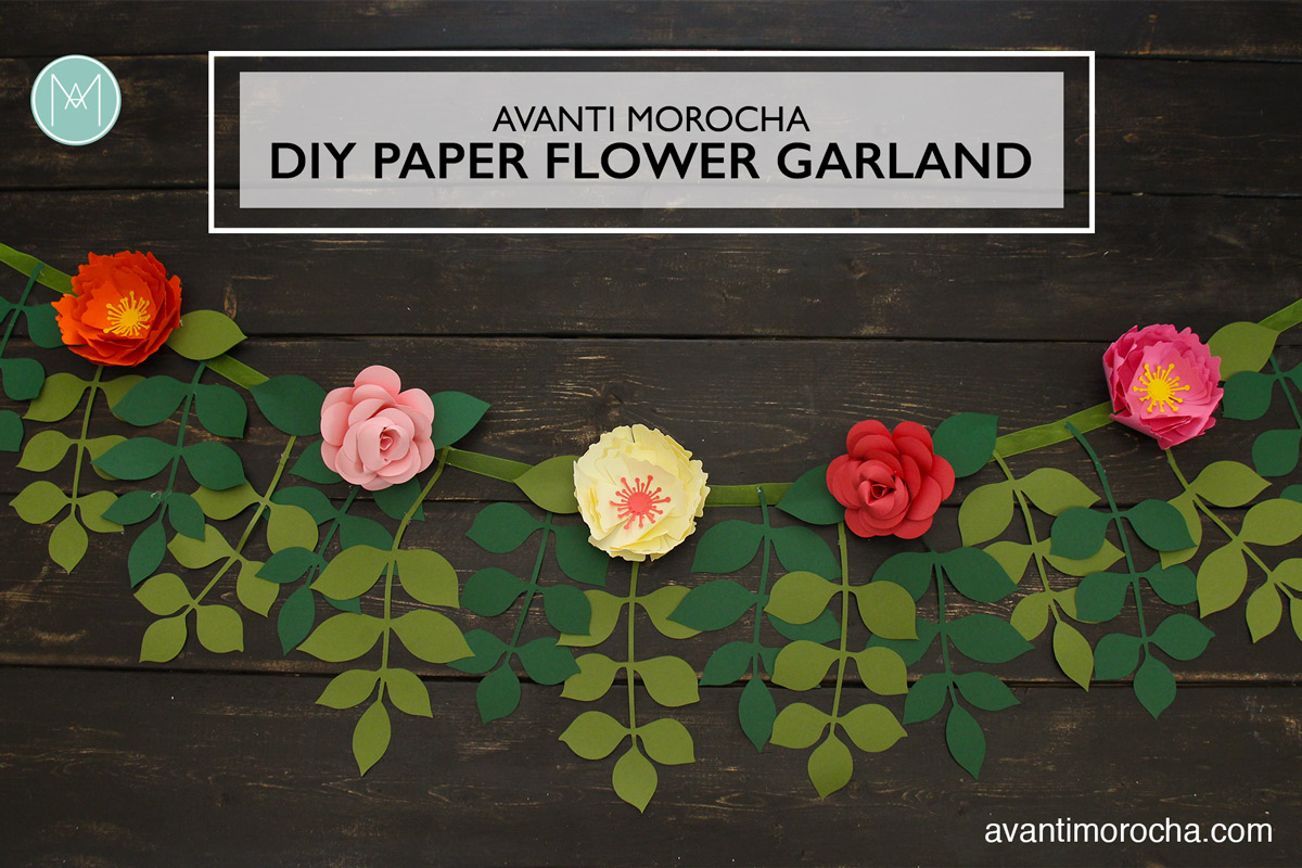 Paper Flowers Archives Avanti Morocha