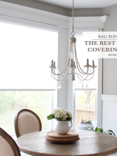 Bali Blinds Dual Shades – The Best Treatment for Covering Bay Windows | El Mejor Tratamiento Para Cubrir Ventanas Saledizas