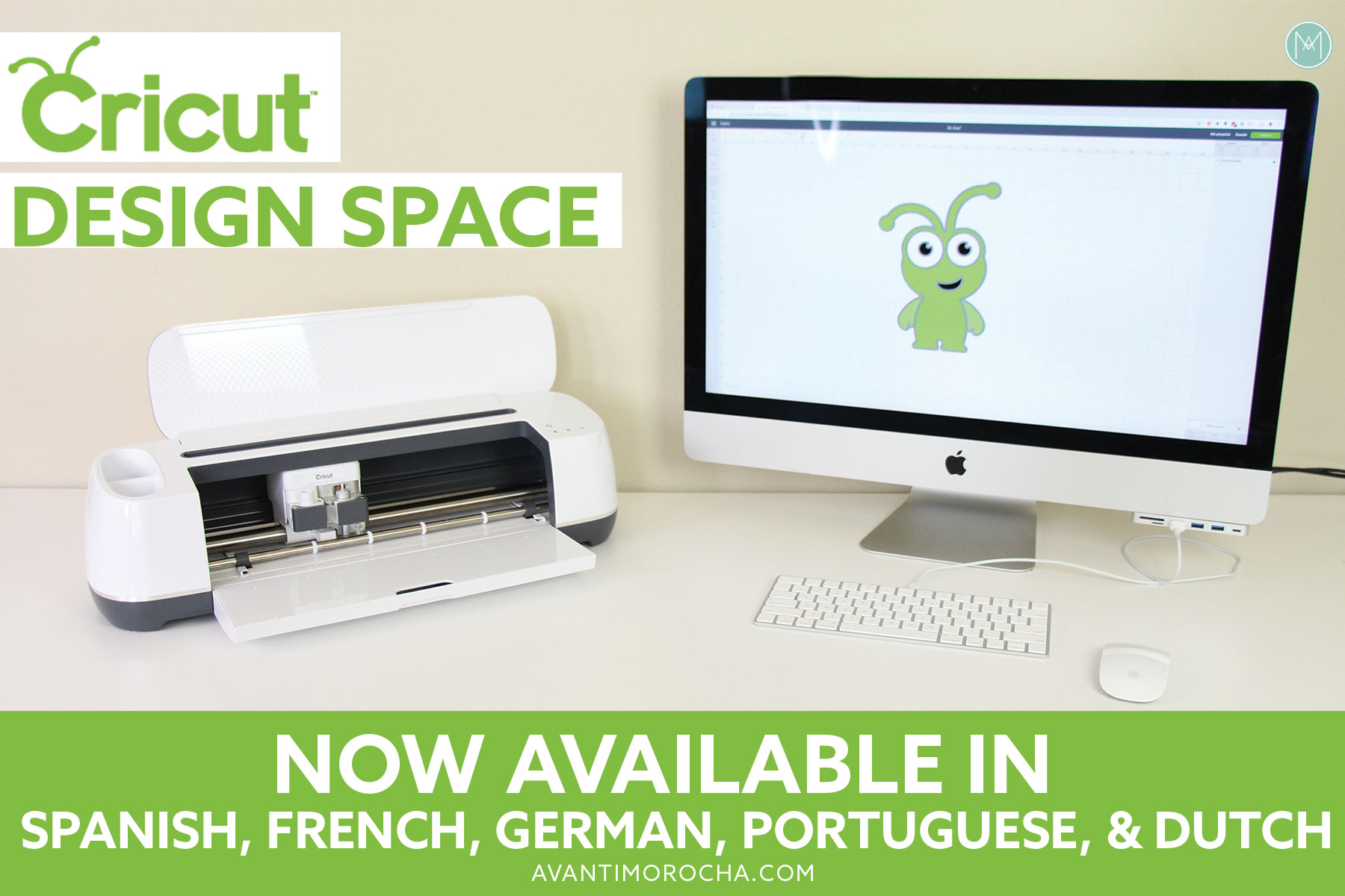 Cricut Design Space in-another-language - DS en Español