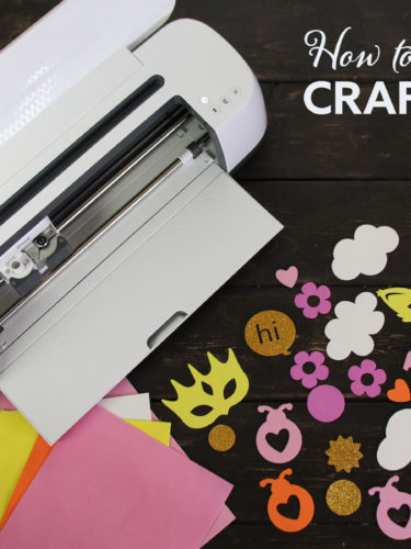 How to Cut Craft Foam with Cricut