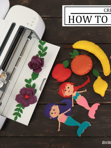 Cricut – How to Cut Felt | Cortar Fieltro
