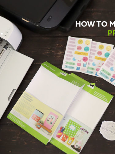 Cricut How to Make Stickers – Cómo Hacer Stickers