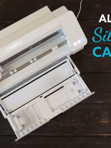 All About Silhouette Cameo 4 | Todo sobre Cameo 4