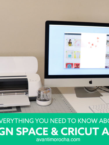 Cricut Design Space & Cricut Access