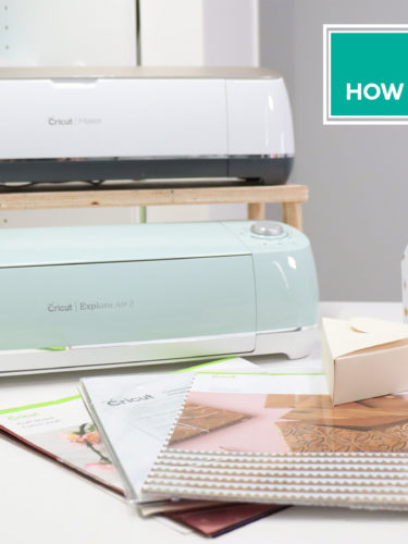 Cricut – How to Make Boxes