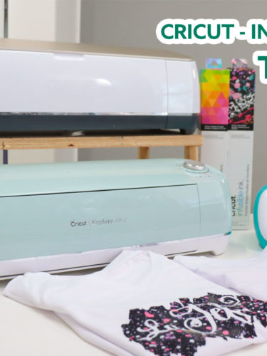 Cricut – Infusible Ink T-Shirts
