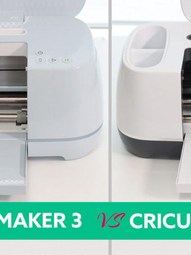 Cricut Maker 3 vs Cricut Maker