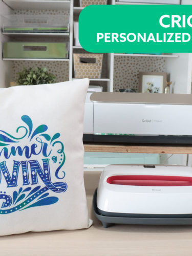 Cricut – Infusible Ink Personalized Pillow Cases